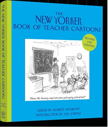 Livre humour : les meilleurs dessins du New Yorker sur le métier d'enseignant