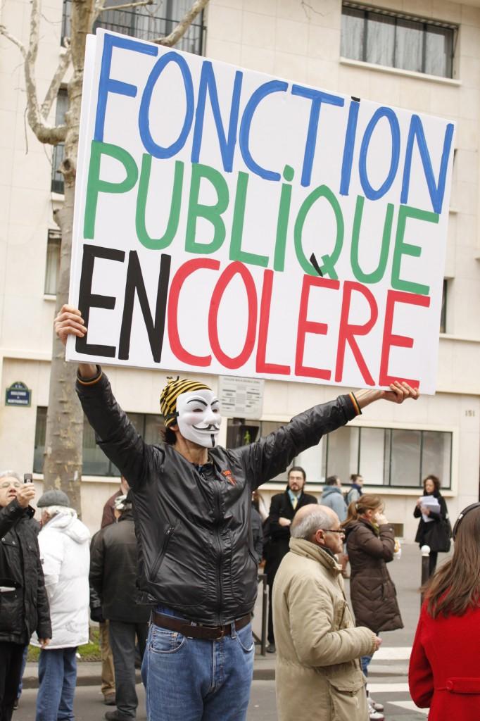 Fonction publique d claration commune cgt cftc fo cgc - Cgt grille indiciaire fonction publique hospitaliere ...