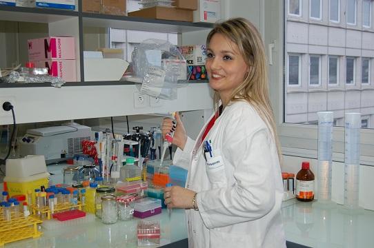 Traitement de l'ischémie des membres inférieurs : une jeune chercheuse prometteuse