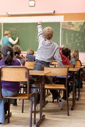A Trappes, des écoliers expérimentent le collège