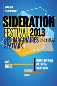 Sidération : le festival des arts spatiaux du CNES