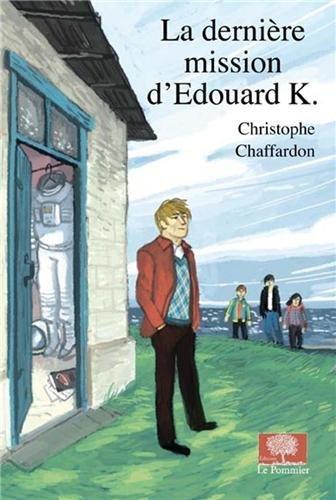 Livre jeunesse : le mystère de la dernière mission spatiale d'Edouard K.