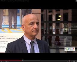 Union Européenne Prix Nobel de la Paix : un signe d'encouragement pour le futur
