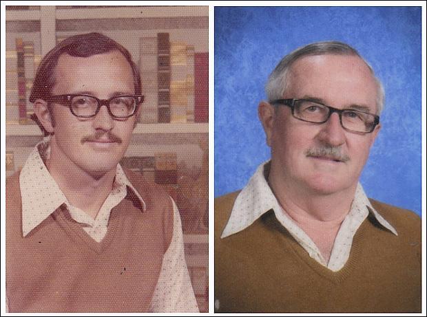 Un professeur texan porte les mêmes habits depuis 40 ans sur ses photos de classe
