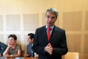 Philippe Tournier secrétaire général SNPDEN
