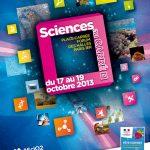Affiche Sciences au Carré