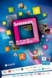 Affiche Sciences au Carré