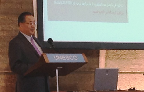 Journée mondiale des enseignants à l'Unesco: «Il ne suffit pas de recruter des enseignants, il faut les former»