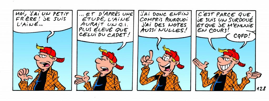 Les Profs : Boulard, un génie incompris !