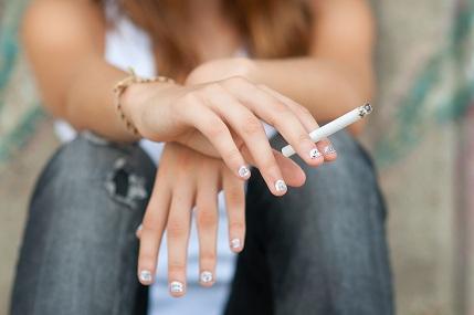 6 % des enfants déclarent avoir déjà fumé une cigarette en classe de CM2
