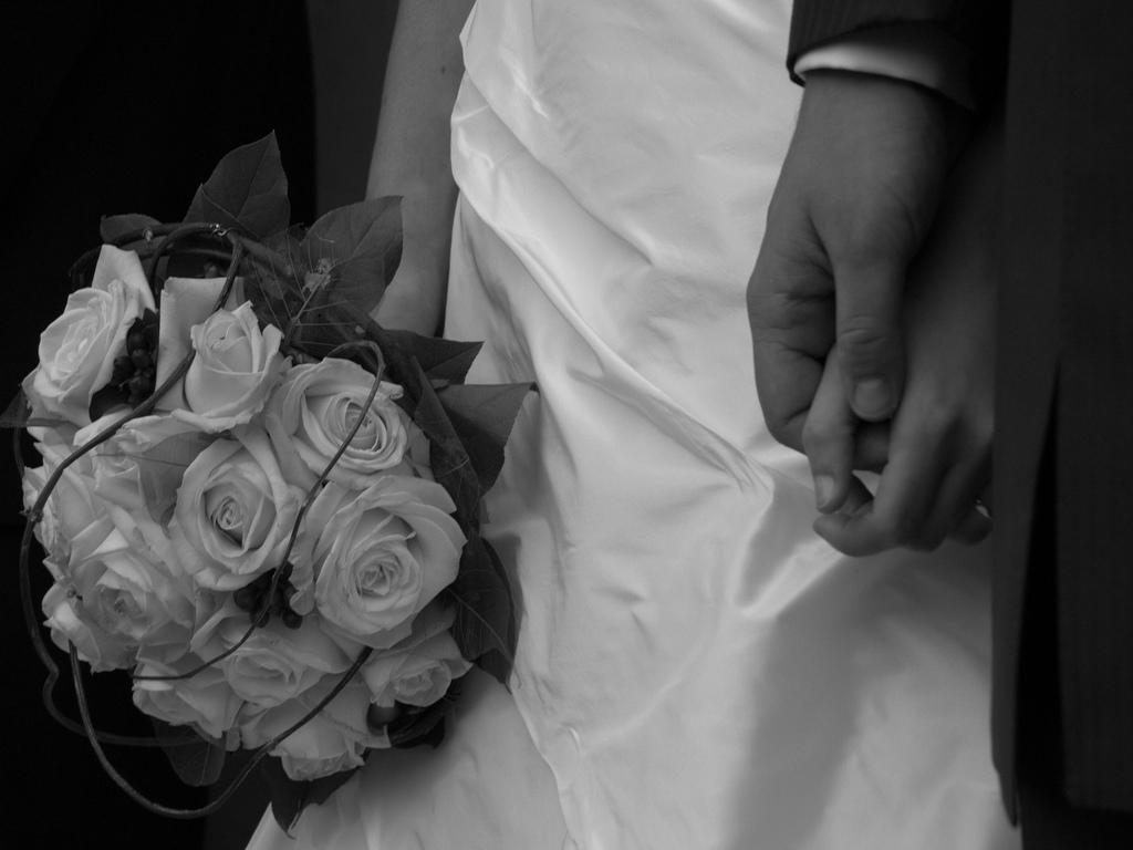 Mariage: la stabilité amoureuse renforce les os