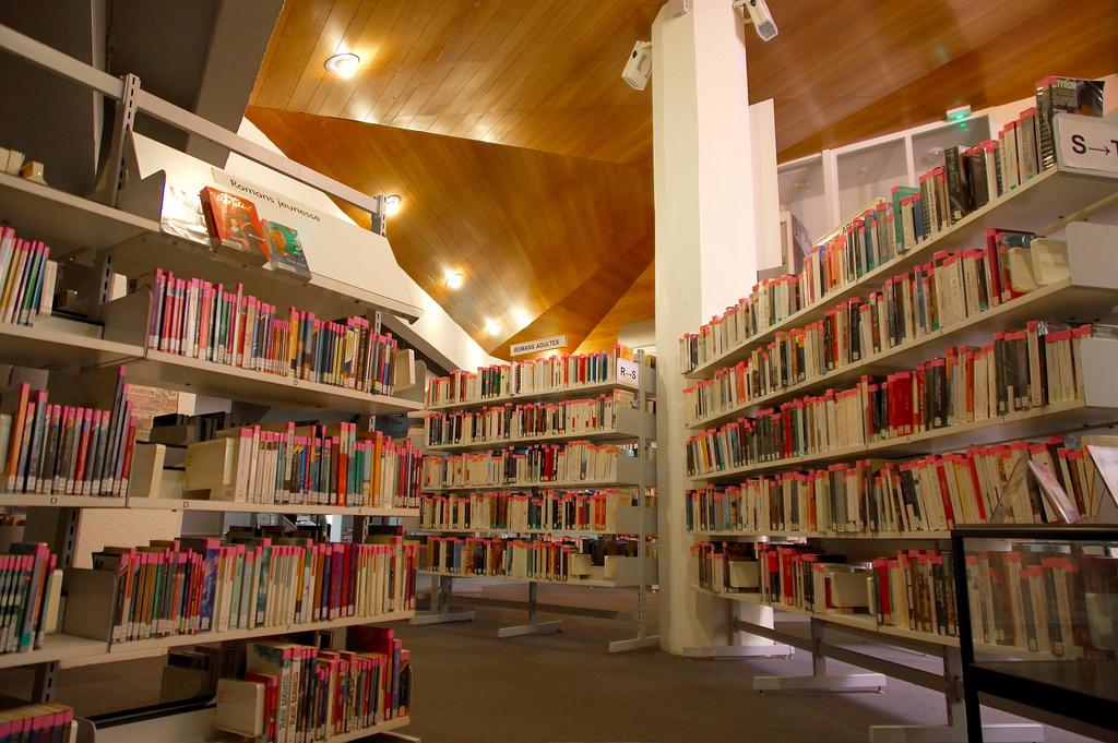 Les étudiants rêvent de bibliothèques toujours ouvertes