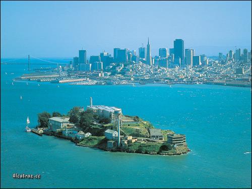 Un géologiste texan découvre un réseau de tunnels sous la prison d'Alcatraz