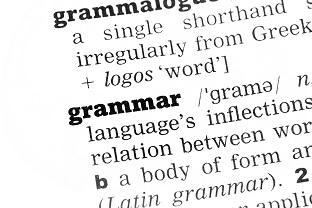 La grammaire : oui, ça compte !