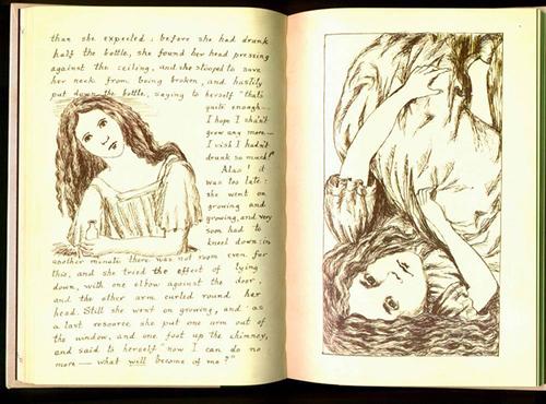 L'écriture manuscrite des écrivains célèbres
