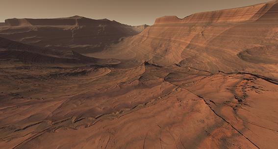 Voyage sur Mars : les premières sélections ont eu lieu !
