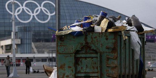 Sotchi : des Jeux olympiques au détriment de l'écologie ?