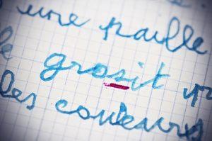 Fautes d'orthographe : connaître ses erreurs pour s'améliorer © Olivier Le Moal - Fotolia.com