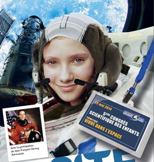 Congrès scientifique des enfants 2014 : un projet «ludique et instructif» pour les doctorants !