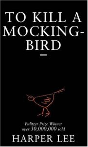 To Kill a Mockingbird couverture