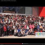 Congrès scientifique des enfants 2014 : Vivre dans l'espace