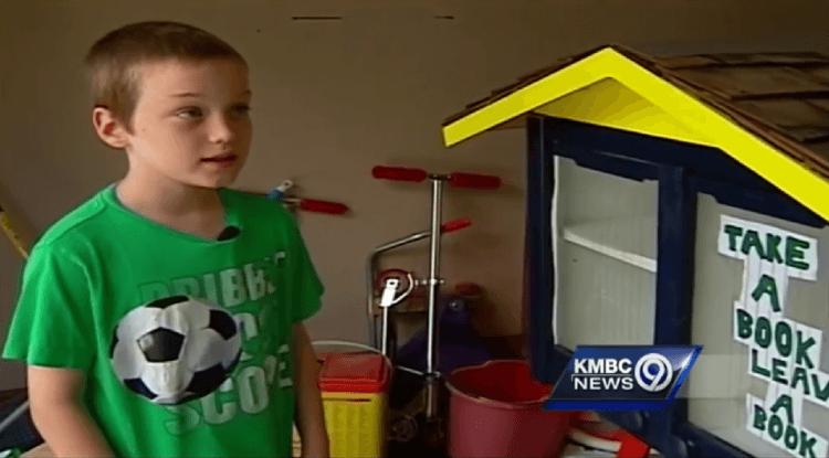 Kansas : fermeture imposée d'une bibliothèque gratuite de quartier