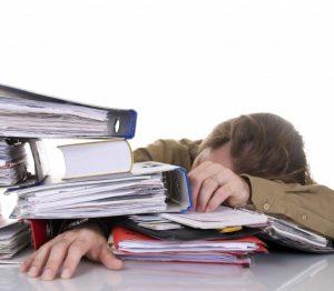enseignant burnout