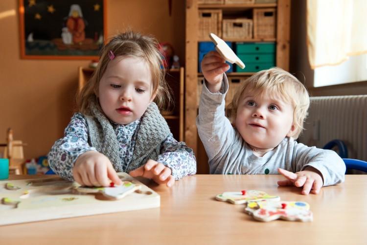 A peine un enfant sur huit scolarisé à l'âge de 2 ans (Depp)