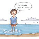 Les vacances des profs en dessins