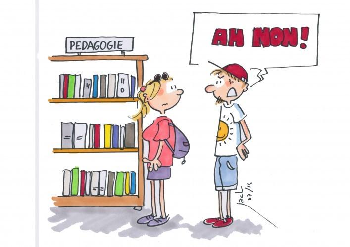 Lectures de vacances des profs : un manuel de pédagogie pour la plage?