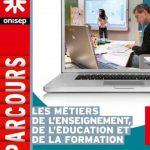Guide ONISEP : Métiers de l'enseignement, de l'éducation et de la formation