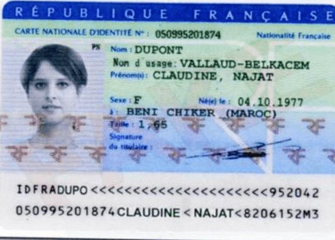 Twitter : Najat Vallaud-Belkacem victime d'intox sur son identité