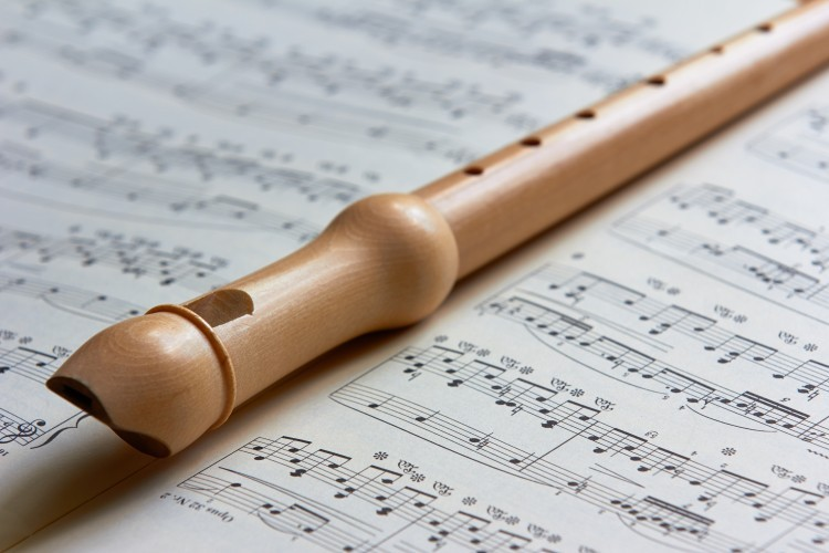 Collège : la flûte à bec retirée des programmes scolaires