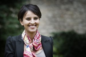 Najat Vallaud-Belkacem (photo Benjamin Géminel)
