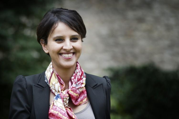 Najat Vallaud-Belkacem : «une promesse de Gascon dans ce qu'annonce Alain Juppé»