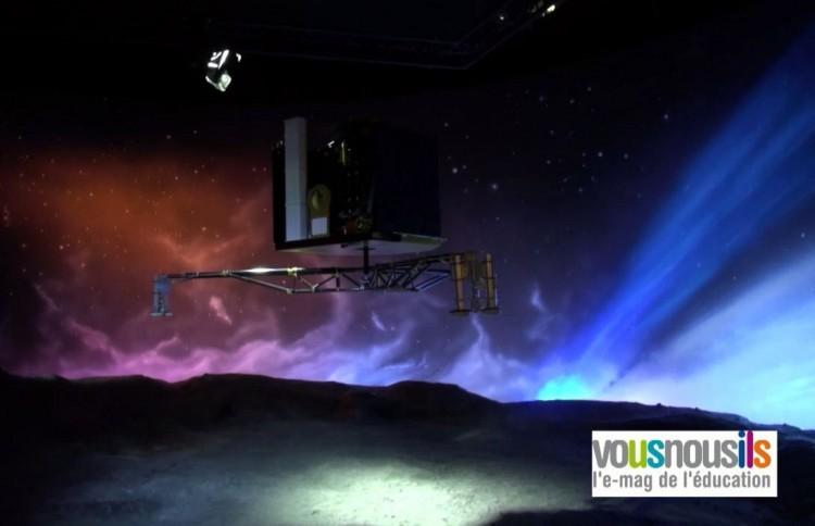 Cité de l'Espace : découvrez Rosetta, Curiosity et le téléscope dernier cri !