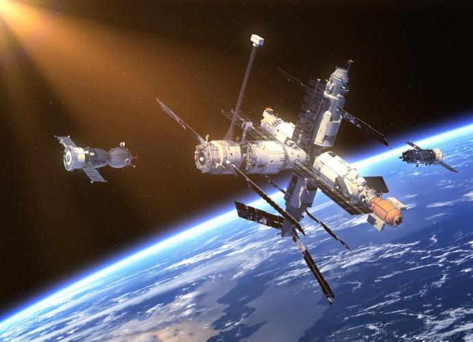 Les astronautes ne dorment pas assez et abusent des somnifères