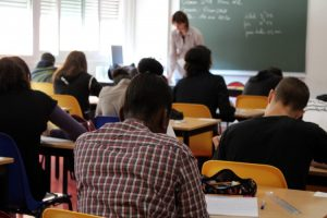 sujet test examen classe élèves