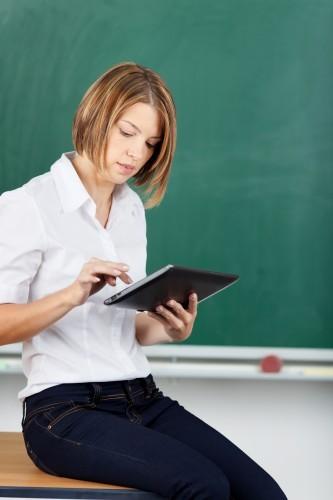 Seul 1 prof sur 2 est convaincu des bénéfices du numérique dans l'éducation