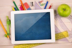 éducation numérique tablette fournitures scolaires