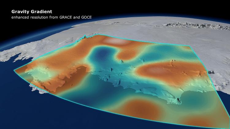 Réchauffement climatique : la fonte des glaces modifie la gravité terrestre