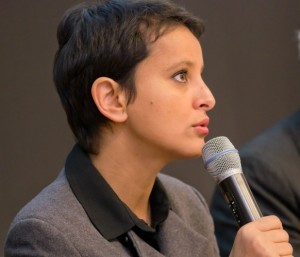 Najat Vallaud-Belkacem (photo Antoine Taveneaux)