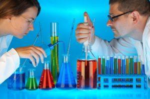 chercheurs scientifiques laboratoire