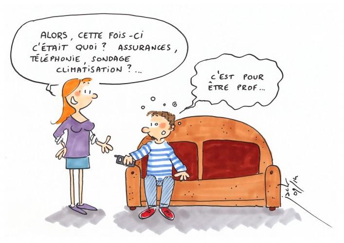 En Seine-Saint-Denis, un coup de fil suffit pour devenir prof !