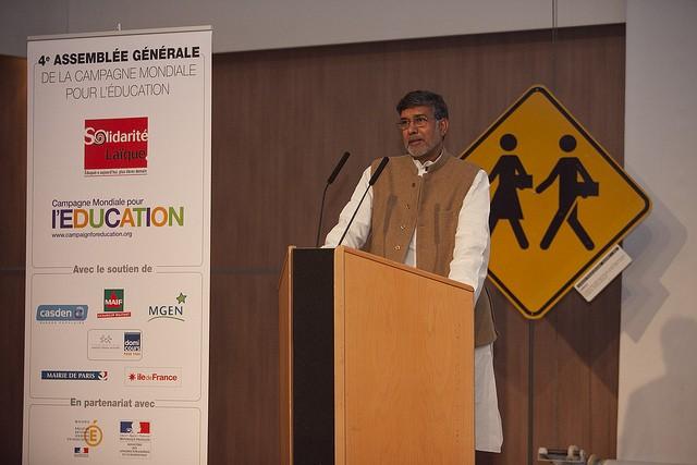 Prix Nobel : un appel pour encourager à investir dans l'éducation