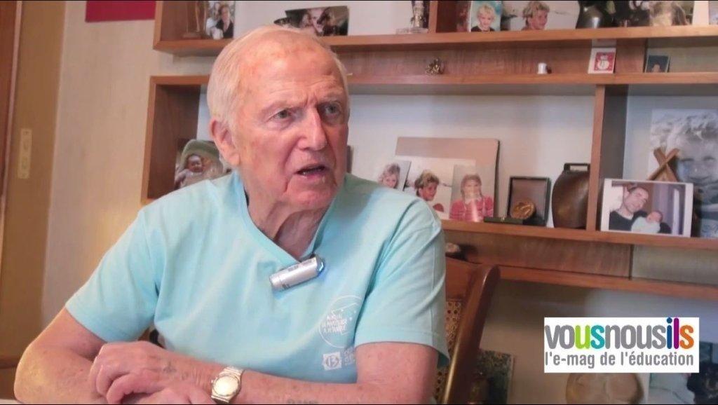 Témoignage : Léon Zyguel, ancien déporté à Auschwitz et Buchenwald