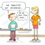Tablettes à l'école : batterie déchargée = zéro pointé ?
