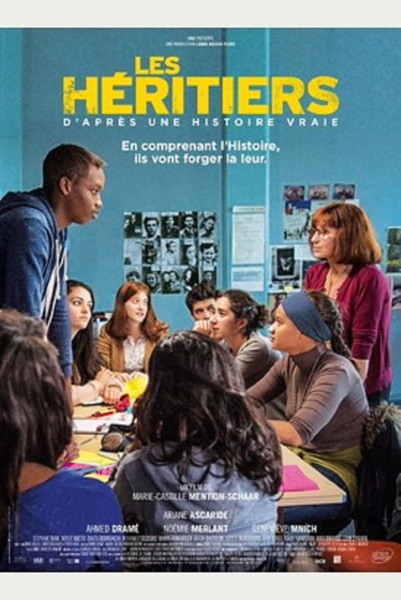 Film «Les Héritiers» : une expérience pédagogique va changer leur vie