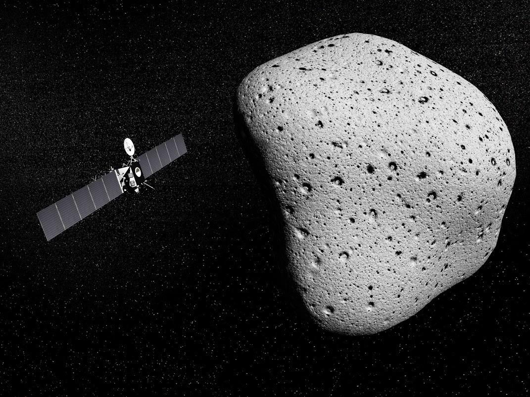 Mission Rosetta : le robot Philae s'est posé sur sa comète