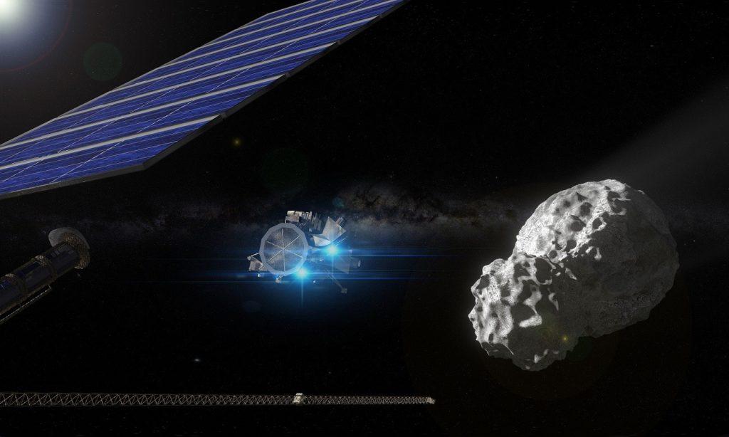 Rosetta et Philae © Stéphane Masclaux - Fotolia